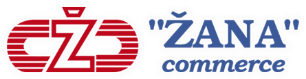 Žana Commerce d.o.o. logo footer - zana.ba